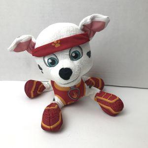 Nickelodeon Paw Patrol Marshall Spin Master Plush Stuffed Animal for Sale in Avon Lake, OH