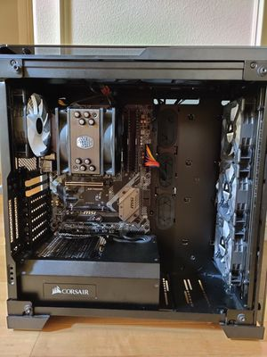 Custom gaming computer budget build! AMD Ryzen for Sale in Portland, OR