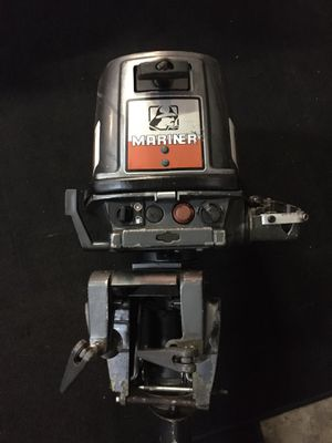 Mariner/Mercury 4hp outboard motor for Sale in Miami, FL