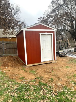 Sheds build on site for Sale in Irving, TX