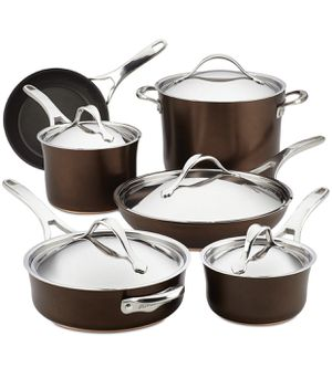 Anolon - Hard anodized cookware ( brand new ) for Sale in Vienna, VA