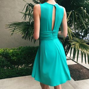 Marciano turquoise romantic summer sun dress for Sale in Seattle, WA