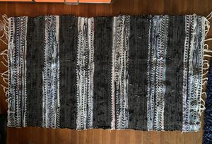 "Handwoven Striped Chindi Rug 36"" x 60"" for Sale in Washington, DC"