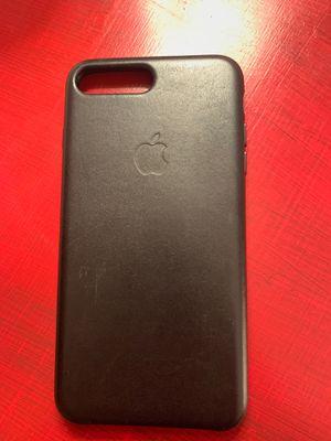 Apple Leather Case, iPhone 7/8 Plus for Sale in Leesburg, VA