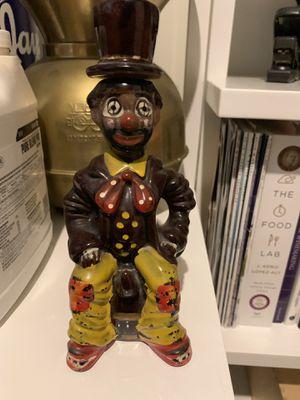 Antique Clown Bottle for Sale in Chicago, IL