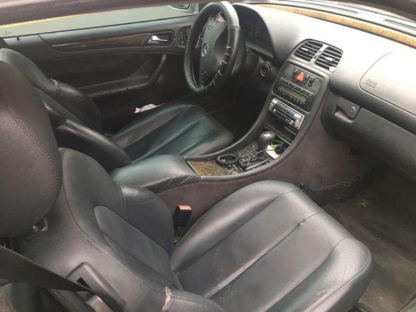 Mercedes-Benz CLK 430 coupe
