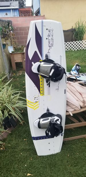 2007 Hyperlite State 140 w/State Wakeboard Package for Sale in Long Beach, CA