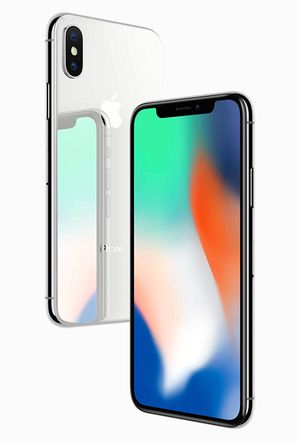 iPhone X 256gb Silver for Sale in Phoenix, AZ