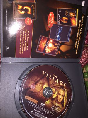 The Village DVD for Sale in Joliet, IL