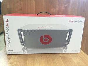 Beats by Dre beatbox portable for Sale in Baldwin Park, CA