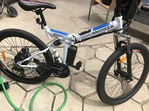 BRAND NEW electric bicycle folding pedal assist for Sale in Westchester, CA