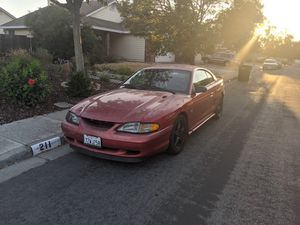 97 Ford Mustang gt for Sale in Bay Point, CA