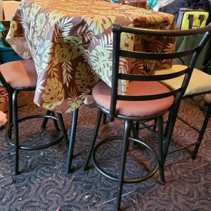 Pub Table/4 Chairs for Sale in Spanaway, WA