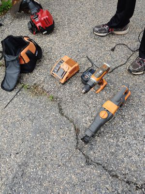 Rigid saw drill and. Bag for Sale in Kathleen, GA