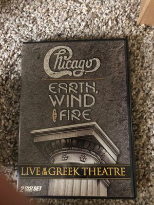 Chicago, Earth wind and Fire !!! Live at the Greek theater for Sale in Chicago, IL