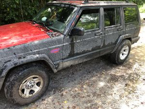 Xj Jeep for Sale in Dunnellon, FL