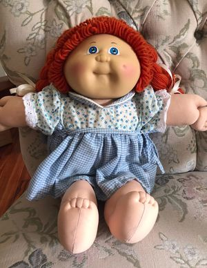 Adorable redhead 80s cabbage patch doll for Sale for sale  Merced, CA