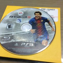Ps3 FIFA Soccer 13 for Sale in Hialeah,  FL