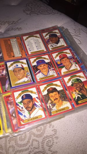 baseball card collection for Sale in Seagoville, TX