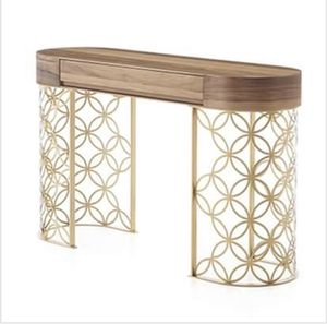 FLOOR SAMPLE CONSOLE TABLE for Sale in Clifton, NJ