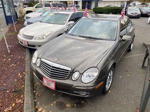 2008 Mercedes-Benz E-Class for Sale in North Auburn, WA