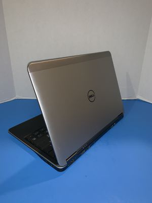 2014 Dell Latitude thin laptop | 4th Gen Core i5-2.4Ghz CPU | mSata 128GB Hard Drive | 8GB Memory RAM | Battery + Charger | Word, Excel, PowerPoint for Sale in Homestead, FL