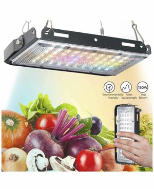 LED Grow Light Panel - 150W Equivalent Growing lamp with Natural Solar Full Spectrum White LED Light Bulb for Indoor Plant Seedling for Sale in Rancho Cucamonga, CA