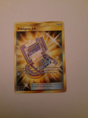 59 Pokemon Trainer & 1 Energy Holofoil cards for Sale in Boston, MA