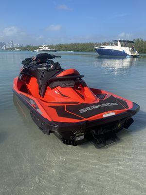 2017 Sea Doo RXP-X 300 *ONLY 27 HOURS *with JL Audio Speaker System for Sale in Miami, FL
