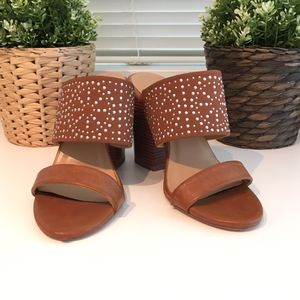 Women Leather Shoes Summer Heel Sandal for Sale in Falls Church, VA