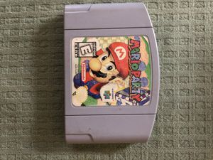 Mario Party 1 for Sale in San Antonio, TX