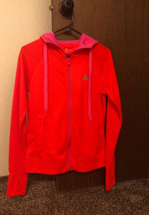 Adidas Climalite zip up hoodie-size xs for Sale in Fairview, OR