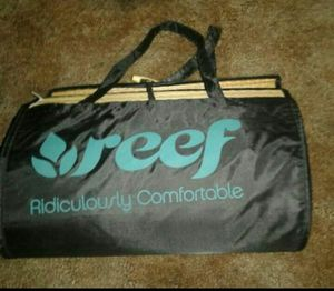 Bamboo surfboard blanket sheet new never used dimensions 67x35 inches $10 for Sale in Moreno Valley, CA