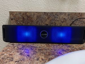 Sylvania LED Bluetooth Speaker for Sale in Pensacola, FL
