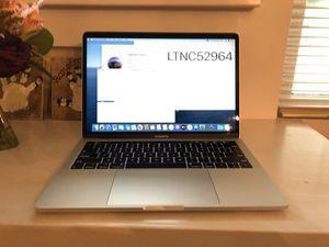 "MacBook Pro 13"" 2018 2.7Ghz i7 QC 8th Gen. 16GB 512GB Iris Plus 655 Touch Bar for Sale in Portland, OR"