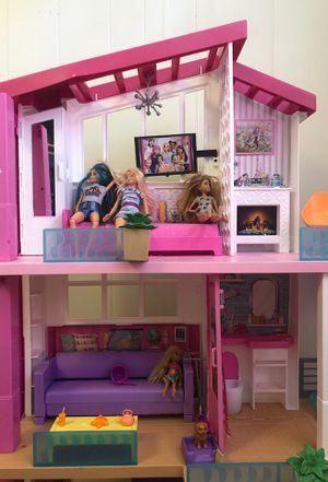 Barbie doll house for Sale in Denver, CO