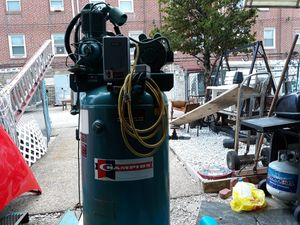 80gal Champion Air compressor. for Sale in Philadelphia, PA