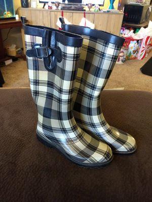 Costco rain boots for Sale in Wenatchee, WA