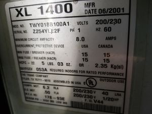 Trane Heat Pump for sale | Only 4 left at -65%