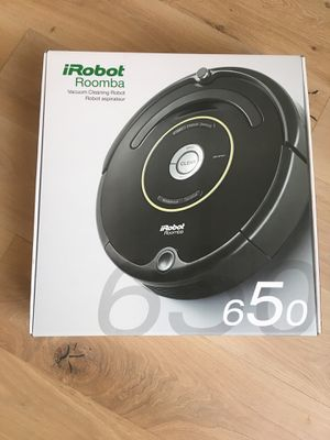 iRobot Roomba 650 vacuum cleaning robot for Sale in Irvine, CA