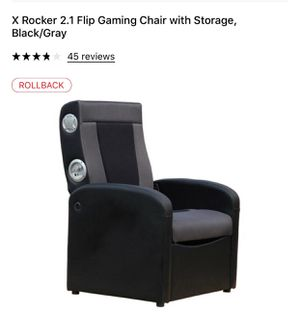 GAMING chair for Sale in Dallas, TX