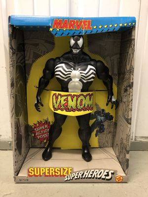 Venom supersize action figure for Sale in New York, NY