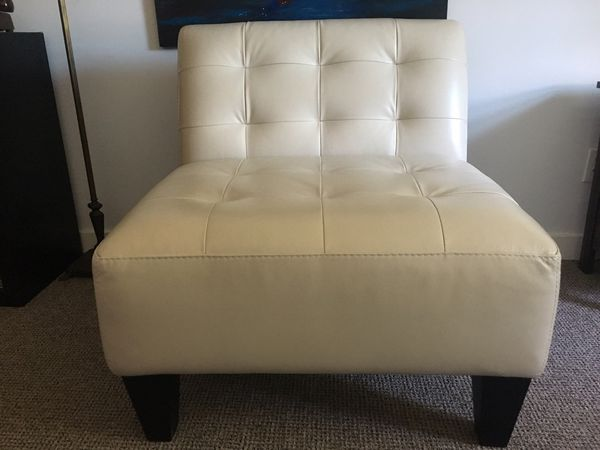 Chateau d'Ax Chair with Ottoman