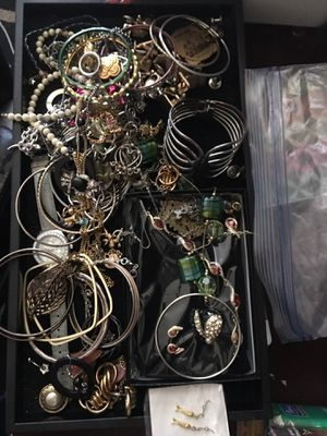 Some wearable some for crafts or jewelry making Pick up only Check out my other offers for Sale in San Jose, CA
