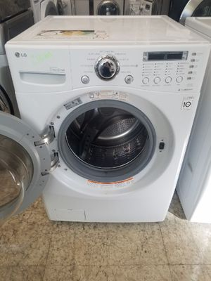 LG All in One Washer Dryer Set! Can Deliver! Immaculate! Huge Savings! Come See 7 Days a Week! Space Saver! for Sale in Norfolk, VA