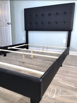 Brand new queen and king bed frames for Sale in Macon, GA