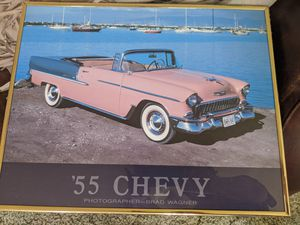 55 Chevy picture for Sale in Maryville, TN