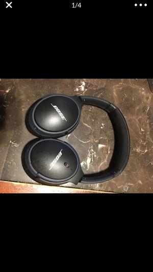 Bose Soundlink Around Ear Wireless Headphones II - Black for Sale in Columbus, OH