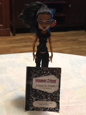 Good Condition Monster High Doll $10 Firm / Mpu for Sale in San Antonio, TX