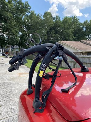 Bike Trunk Rack for Sale in Augusta, GA